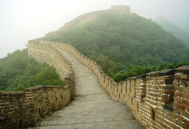 Çin Seddi seyahat notları