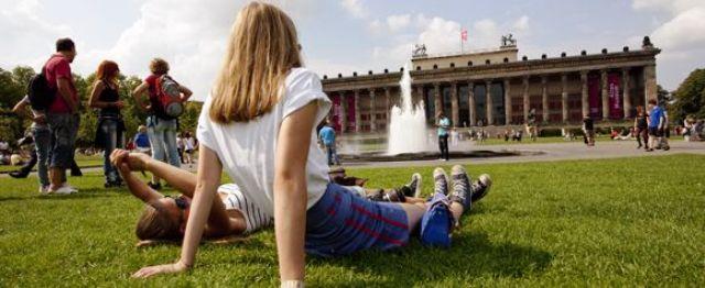 ücretsiz Berlin turları