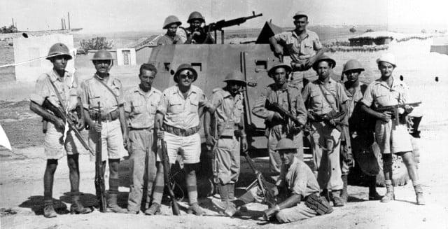 Arap İsrail Savaşı 1948
