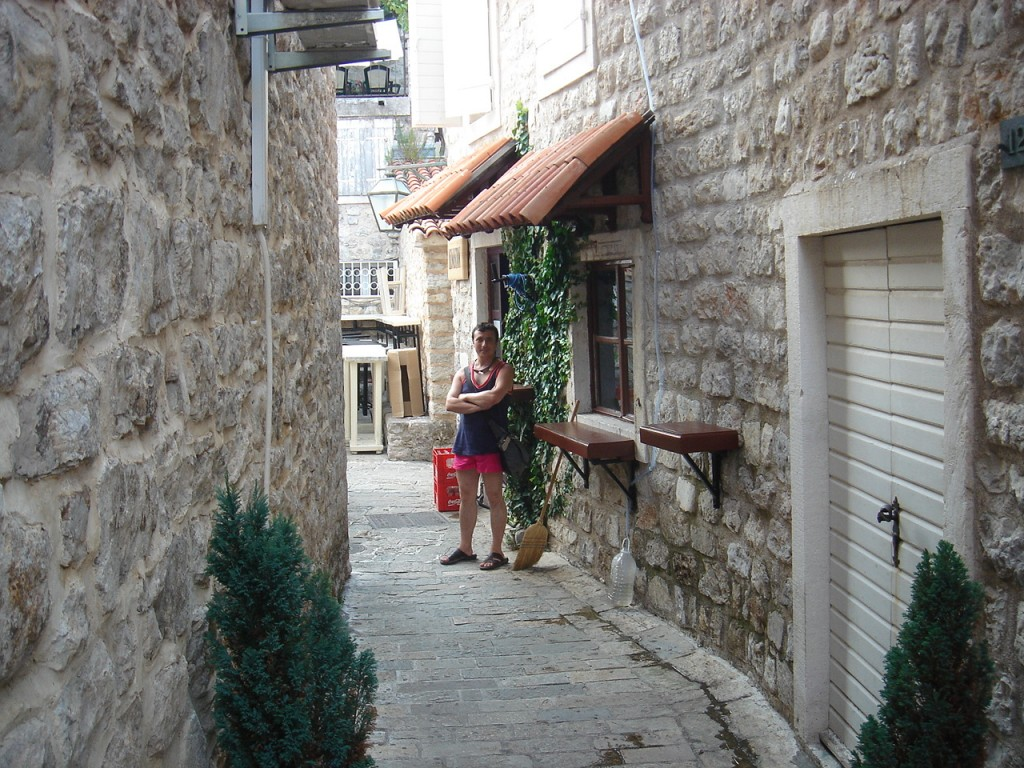 Budva Montenegro gezi turu