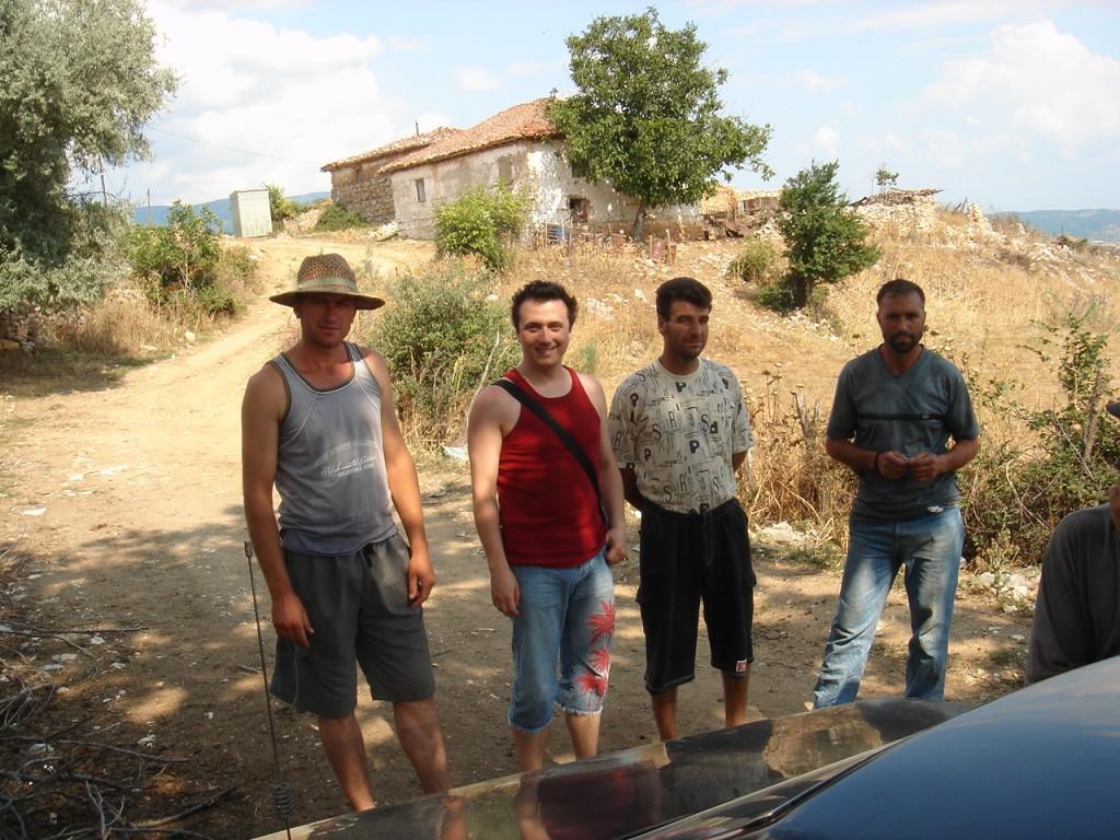 memisli köyü makedonya