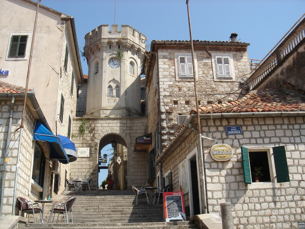 Herceg Novi Montenegro gezi rehber