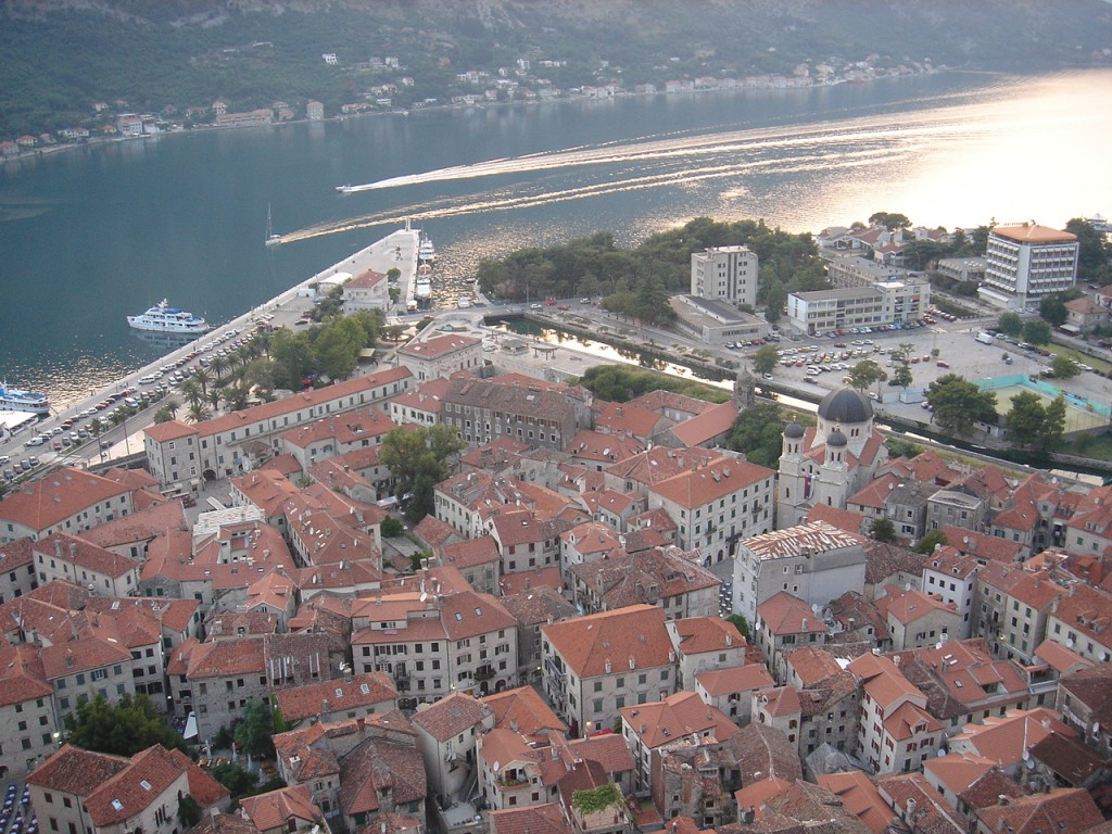 Kotor Fyord montenegro travel guide