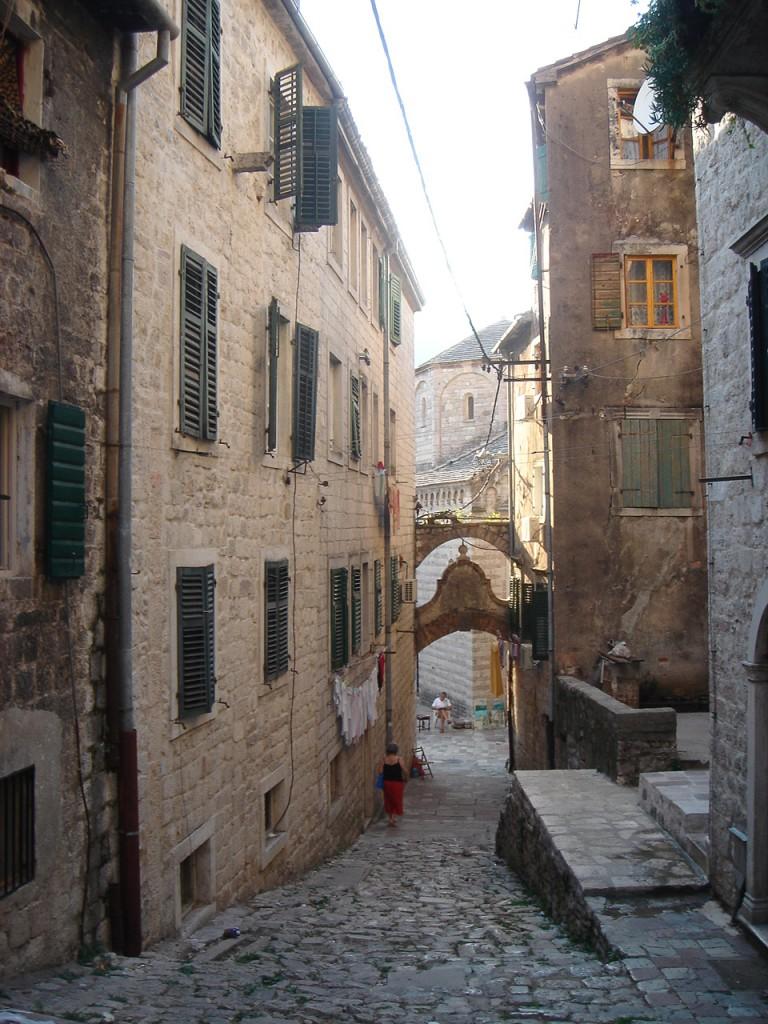 Kotor Montenegro resimleri