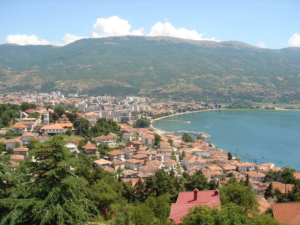 ohrid makedonya ülkesi
