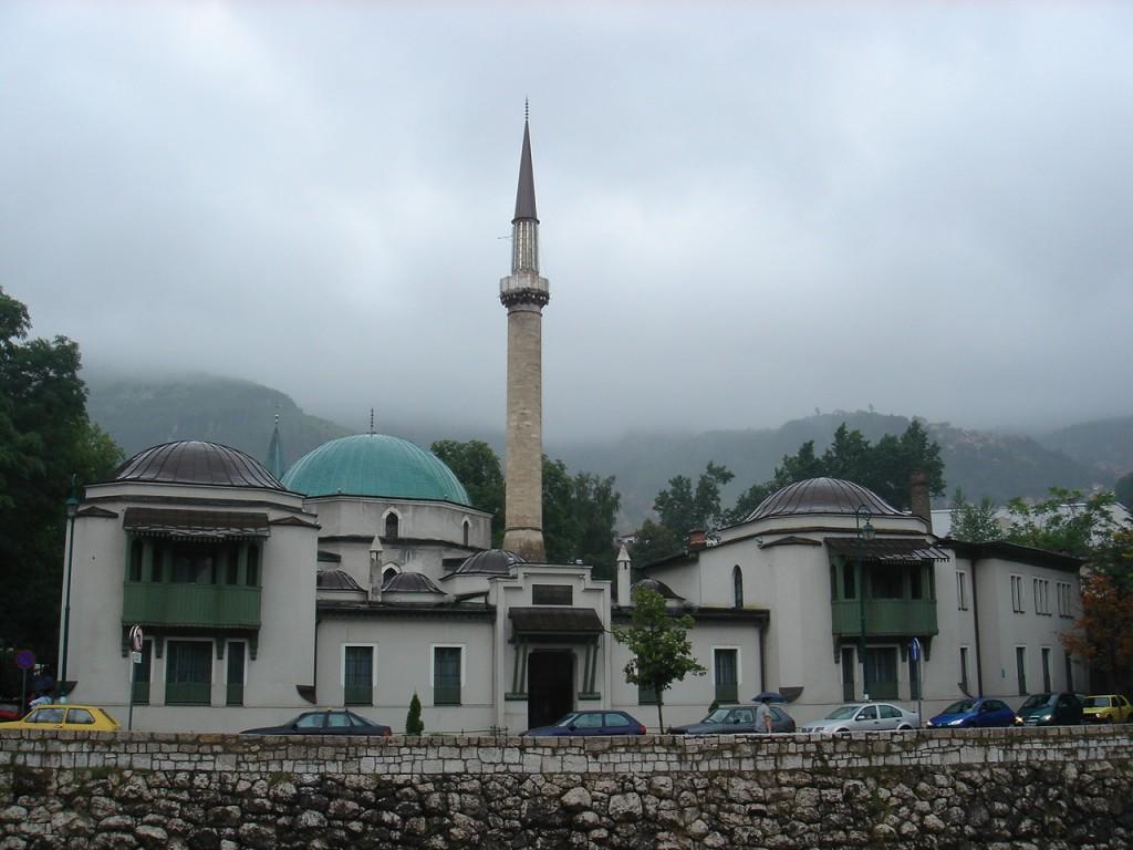 Hünkar camii bosna hersek gezi