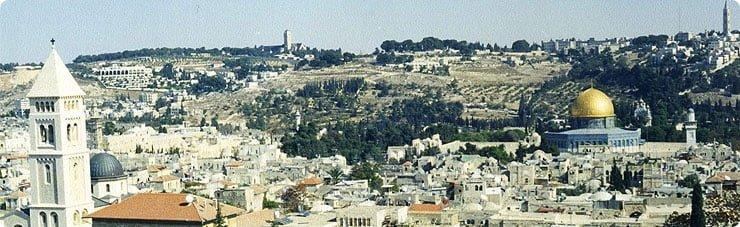 İSRAİL - Eski Kudüs kentinin mimarisi iyi korunuyor..