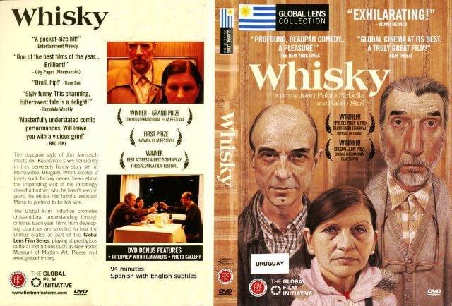 whisky uruguay film