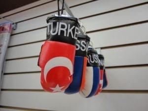 Brezilya Türk malı