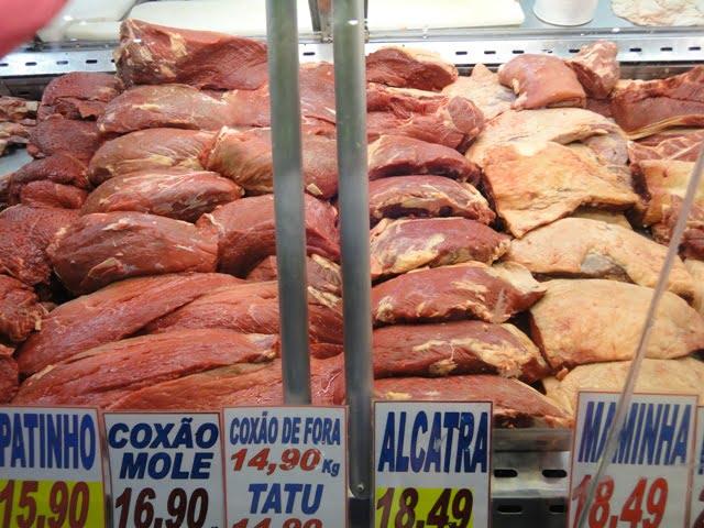 Brezilya etler ve fiyatları