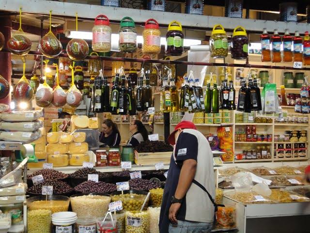 Sao Paulo yiyecekler