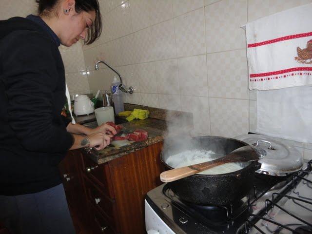 brezilya yemek