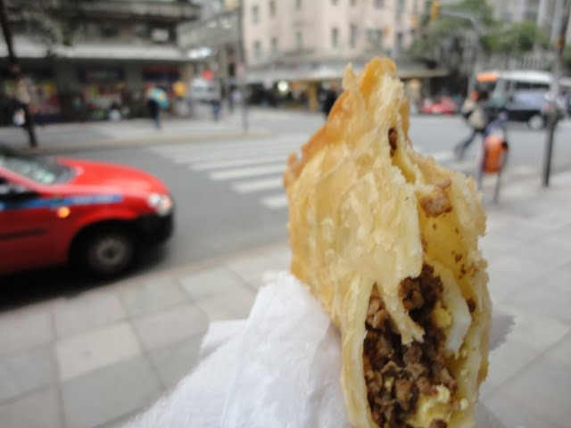 Porto Alegre pastel de carne