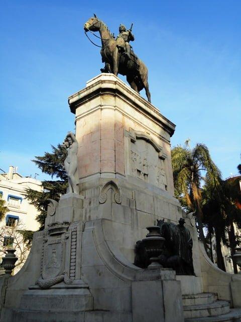 Bruno Mauricio de Zabala Plaza Zabala Montevideo