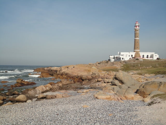 Cabo Polonio lighthouse