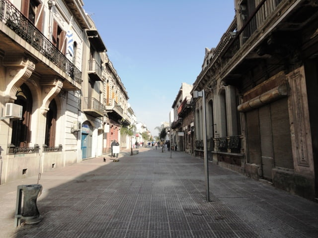 Montevideo Uruguay gezi