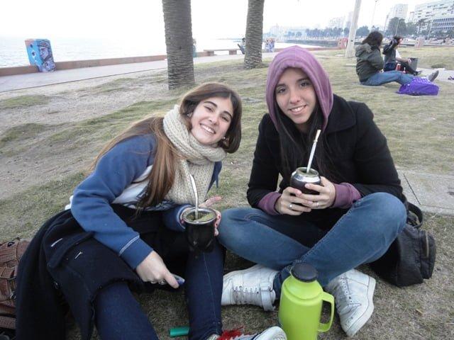 Uruguay kızları