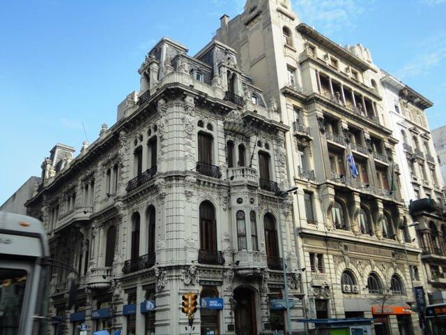 Montevideo Uruguay seyahat