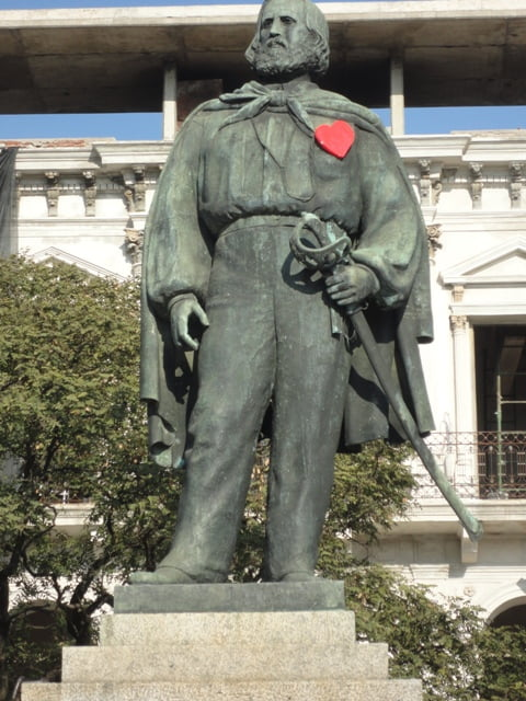 Giuseppe Garibaldi bilgi