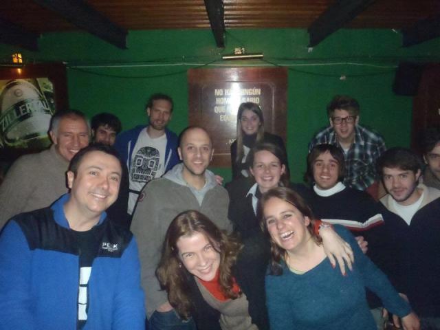 Montevideo bar uruguay gece hayatı