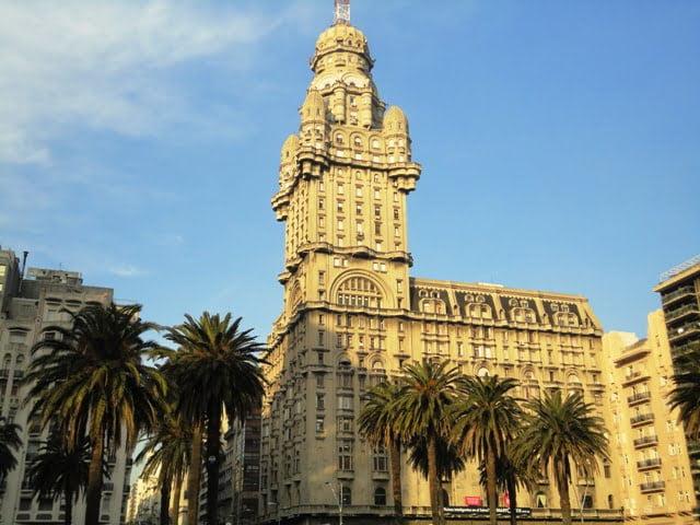 Palacio Salvo Montevideo gezi