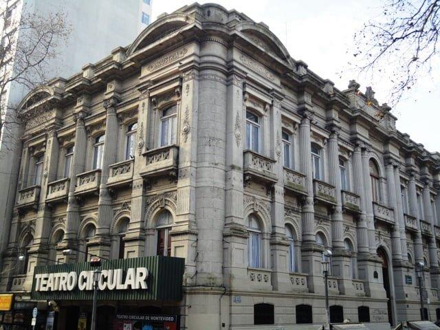 Teatro Circular Montevideo'da gezilecek yerler