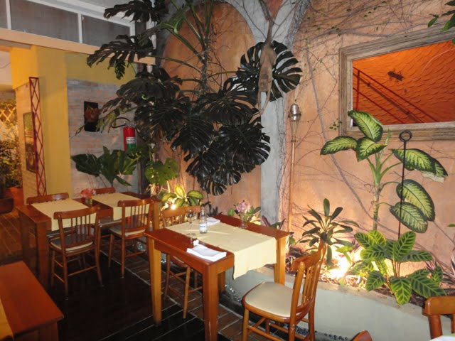 Sao Paulo Restaurant