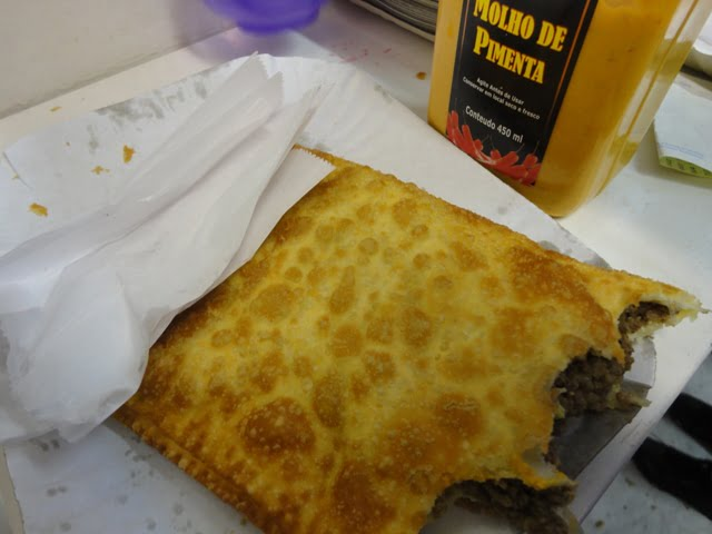 brazil food pastel de carne