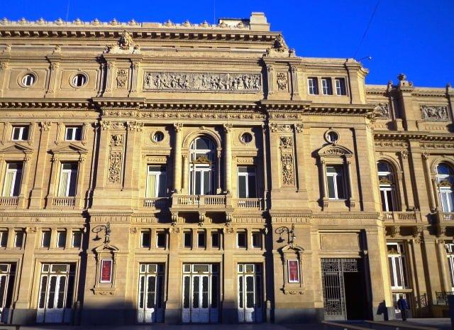 Teatro Colon Buenos Aires Plaza Libertad