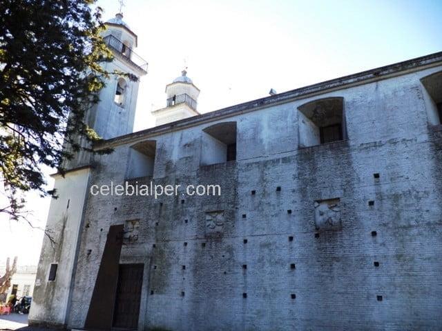 Basilica del Sanctísimo Sacramento, Colonia del Sacramento, Uruguay.