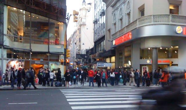 Buenos Aires Arjantin gezi