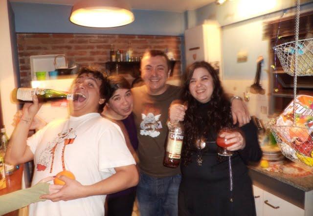 arjantin gezisi eğlence