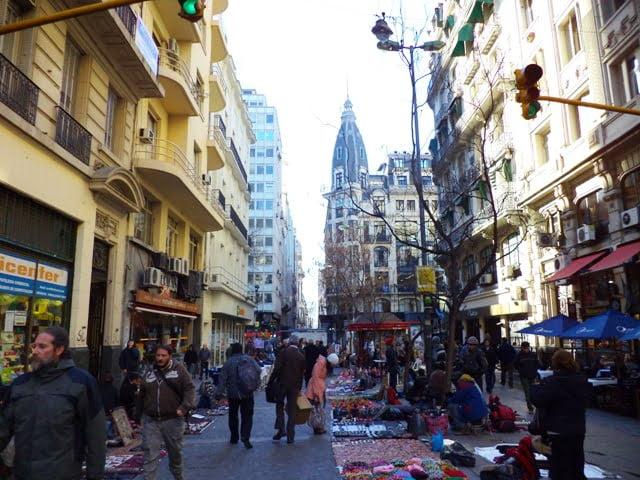 Buenos Aires Florida Street