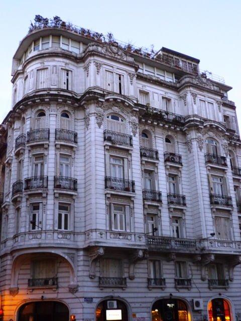 Buenos Aires San Telmo Argentina