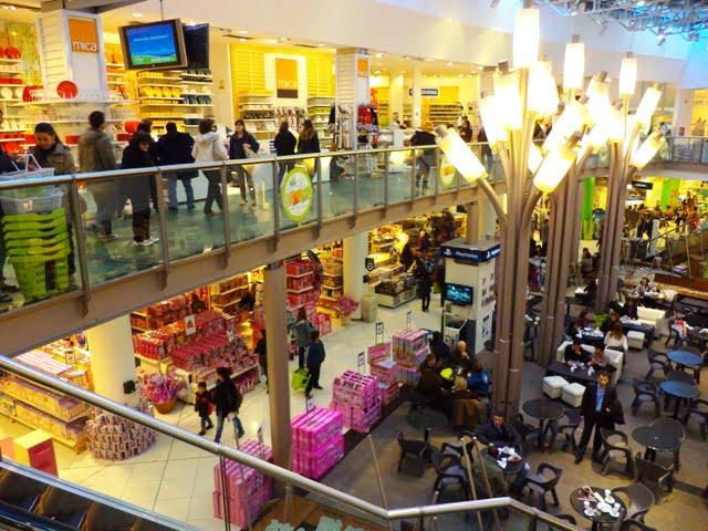 Arjantin'de alışveriş
