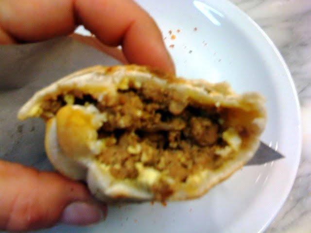Argentin ucuz yemek empanada