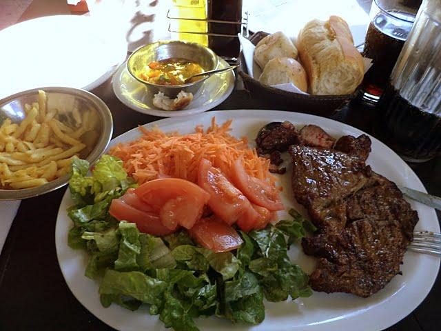 Arjantin yemekleri Buenos Aires