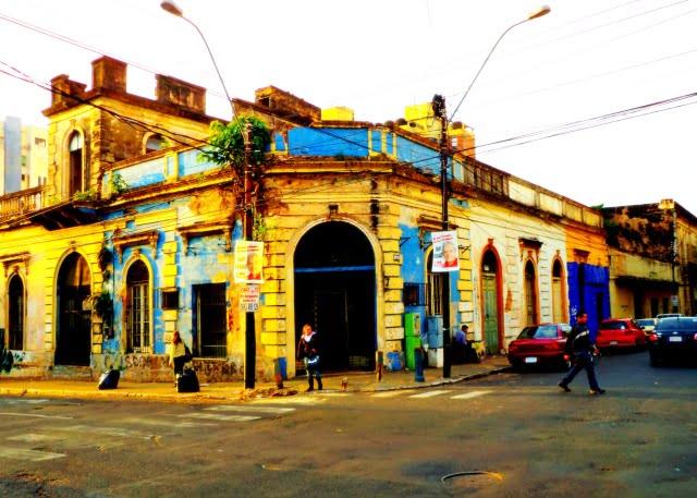 paraguay asuncion seyahat