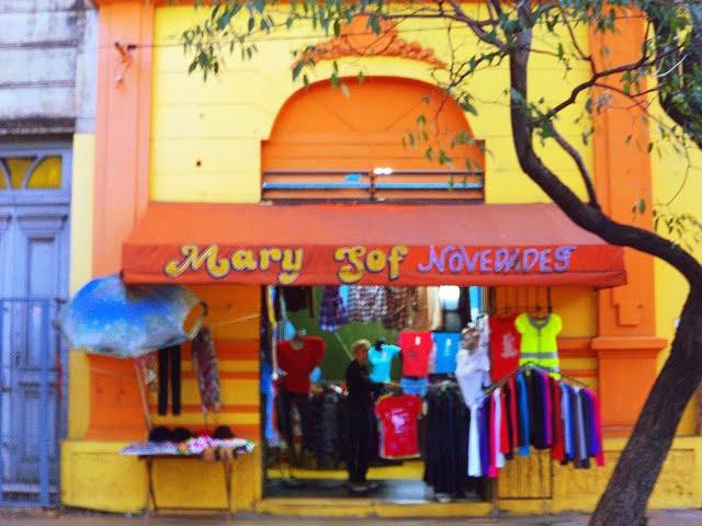 Asuncion shops Paraguay