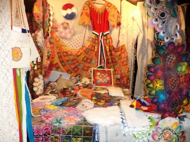Asuncion Paraguay souvenirs