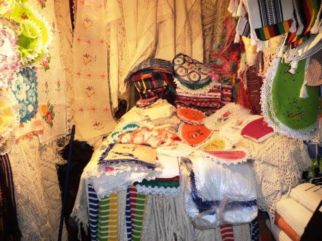 Asuncion Paraguay alışveriş