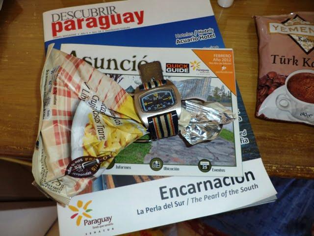 paraguay seyahat