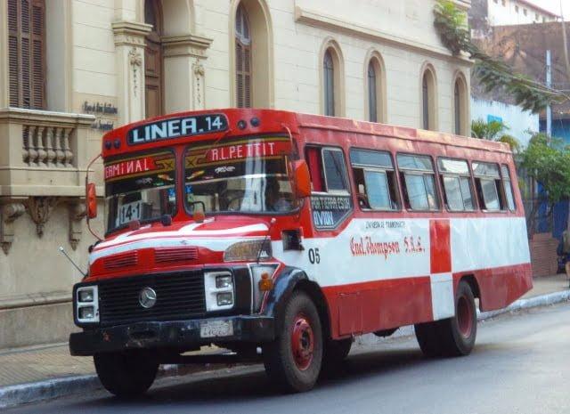 antika otobüsler