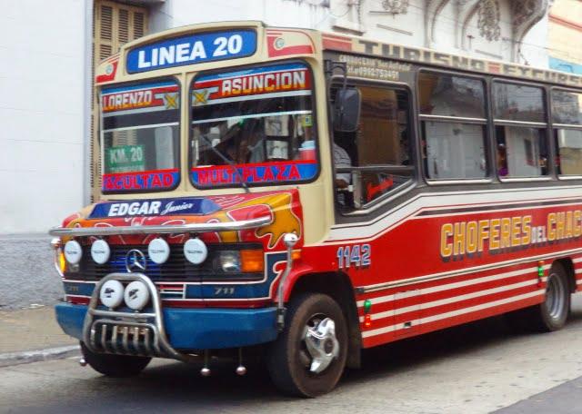 latin amerika otobüs
