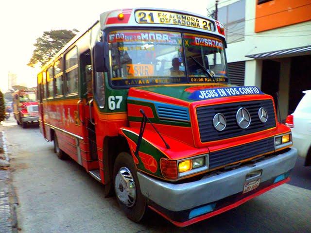 güzel otobüs