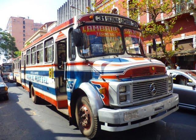 rengarenk otobüsler