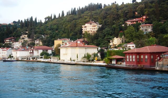 bosphorus turkey