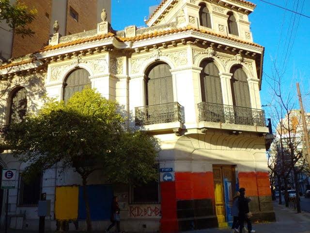 Rosario Argentina gezi