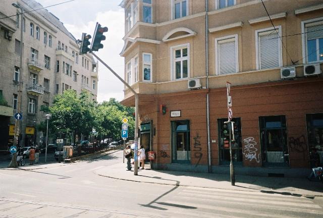 türk caddesi budapeste