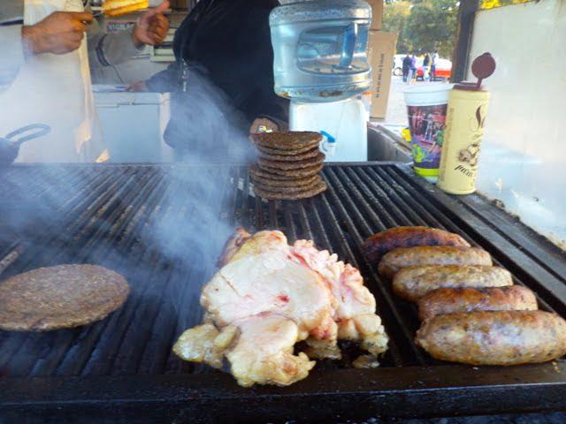 arjantin hamburger yemek